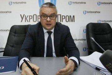 Präsident entlässt Chef von Rüstungskonzern Ukroboronprom
