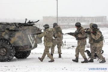OFC: Militantes bombardean con morteros las posiciones ucranianas cerca de Novotoshkivske