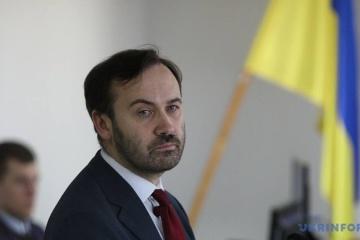 Ponomarjow: Aggression gegen Ukraine hat Interessen Russlands beeinträchtigt
