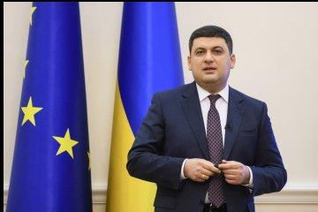 Hrojsman bedankt sich bei Weltbank für Unterstützung bei Umsetzung von Reformen in der Ukraine