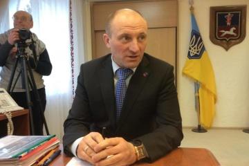 Rébellion à Tcherkassy: le maire est convoqué pour un interrogatoire