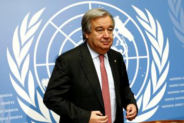 António Guterres : L'épidémie de Covid-19 est incontrôlable