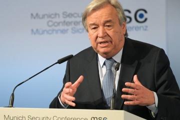 UN-Generalsekretär setzt sich für Frieden in Ukraine ein