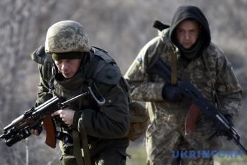 統一部隊、12月12日の露占領軍攻撃8回と発表