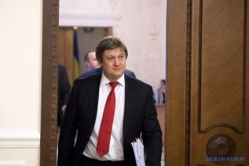 В АП повідомили, що указ про призначення Данилюка секретарем РНБО вже підписаний — ЗМІ
