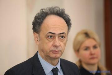 EU-Vertreter Mingarelli: EU bewertet positiv Reformen in der Ukraine