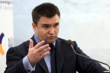 Klimkin to discuss with EU foreign ministries illegal presidential election of Russia in occupied Crimea