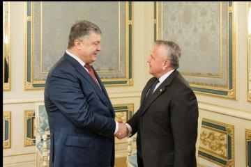 Poroschenko und Sullivan erörtern Aussichten auf UN-Mission im Donbass