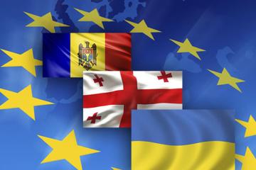 Außenminister von Moldawien und Georgien besuchen am Montag die Ukraine