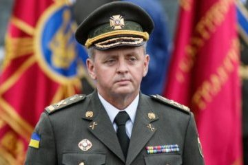 Anti-Terrorist Operation in Donbas to be reformatted into Allied Forces Operation - Muzhenko