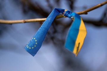Most Ukrainians would support accession to EU