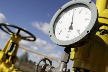 Naftogaz sets prices of natural gas for industrial consumers in January