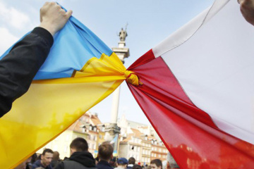 Polnisches Außenministerium: Es gibt keine Krise in polnisch-ukrainischen Beziehungen