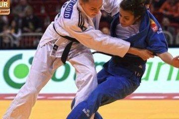 Les judokas ukrainiens remportent « l'or » et « l'argent » au Grand Slam de Dusseldorf