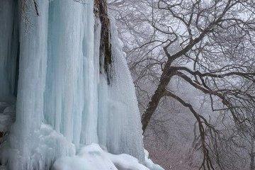 """喀尔巴阡山脉地区铺设了两条通向""""少女眼泪""""瀑布的生态路径"""