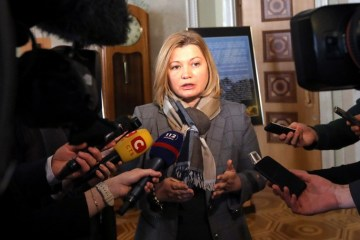 Over 400 people missing in Donbas - Gerashchenko