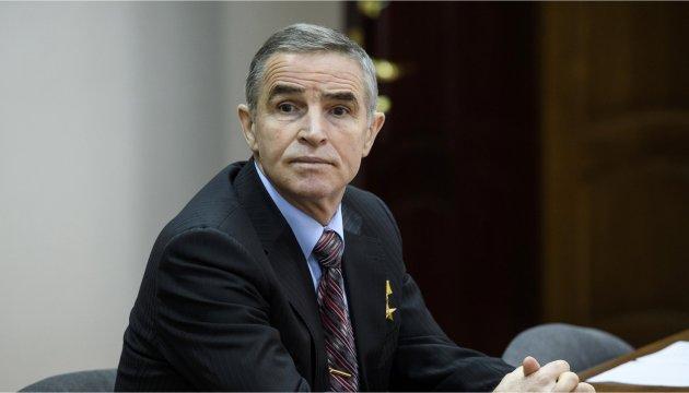 Léonid Kadenyuk est décédé d'une crise cardiaque