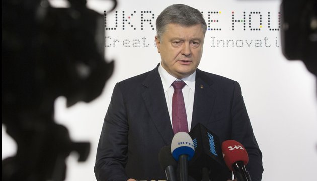 Poroshenko: Four Ukrainians return home from captivity in Libya