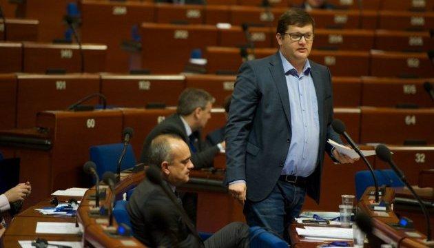 Ар'єв — про кремлівське лобі: Наша черга допомогти РЄ не втратити репутацію