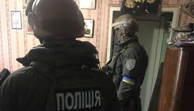 В Киеве задержали банду, которая подорвала днипровских полицейских