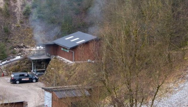 В Австрії стався вибух на складі боєприпасів