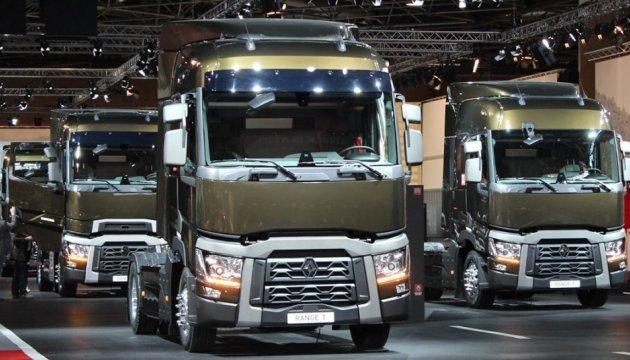 Renault Trucks анонсував продаж електрофур