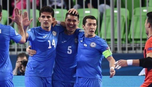 Чемпионат Европы по футзалу: Казахстан обыграл Польшу