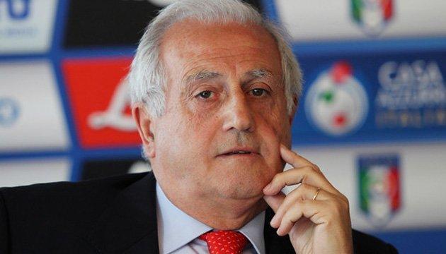 Впервые с 2006 года Федерацией футбола Италии будет руководить комиссариат