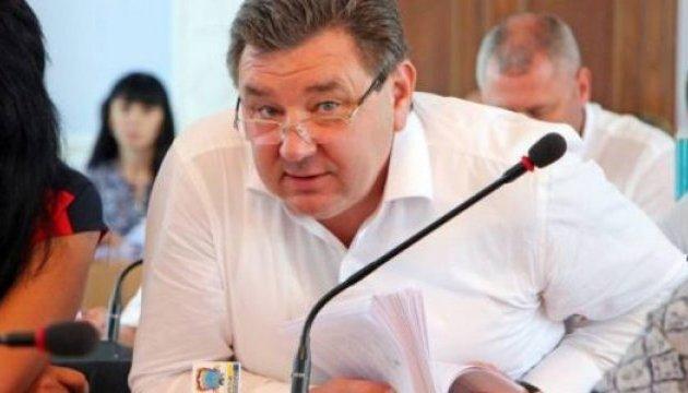 В Николаеве выпущенный за миллион опоблоковец-взяточник явился на сессию