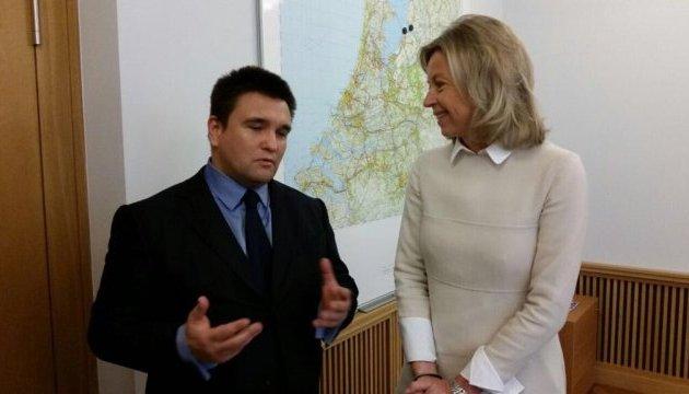 Ukraine, Netherlands agree on joint fight against Russian propaganda