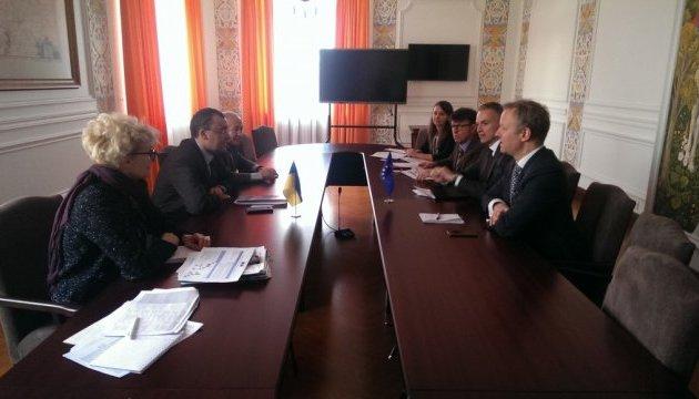 Совет Европы и ЕС запустят в Украине проект по обеспечению прав нацменьшинств