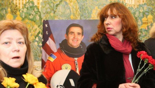 В Киеве прощаются с Леонидом Каденюком