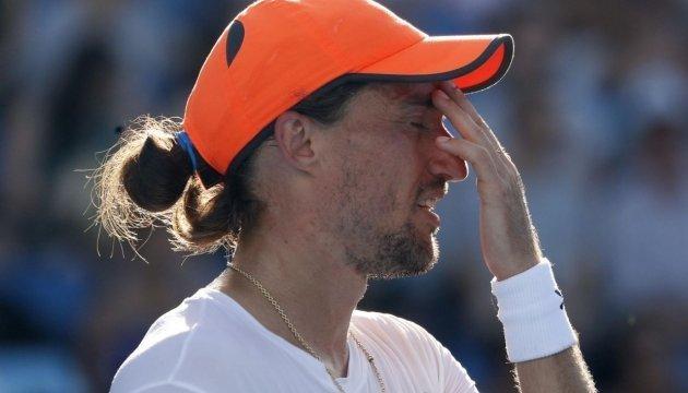 Долгополов пропустит теннисный турнир в Эквадоре из-за травмы