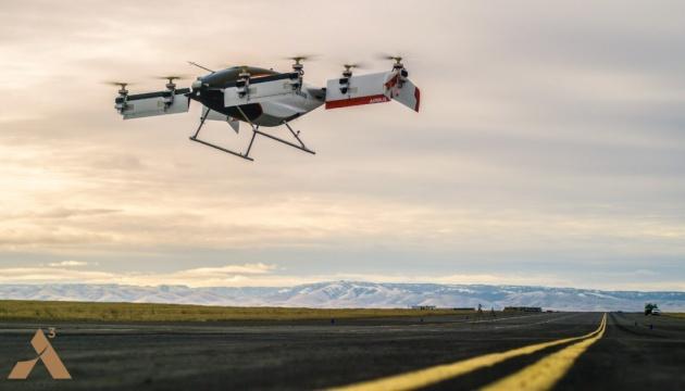 Беспилотное аэротакси Airbus осуществило первый полет