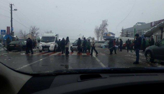 Попри блокування на кордоні з Польщею черг немає - поліція