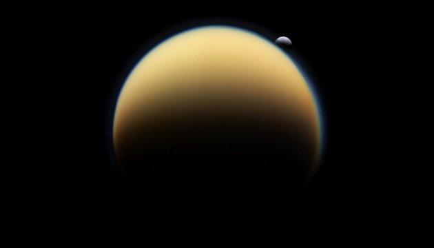 На спутнике Сатурна нашли признаки
