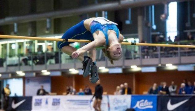 Легкая атлетика: Алина Шух начала сезон с победы