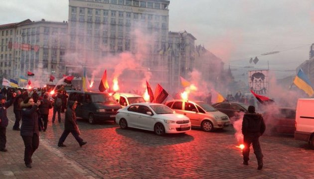 Во время акций в Киеве конфликтов и столкновений не было - МВД