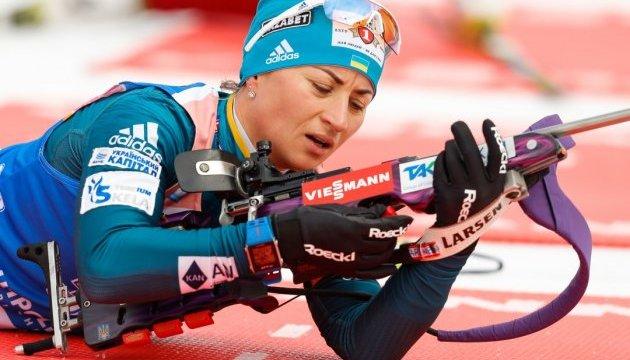 Валентина Семеренко: Олимпийская биатлонная трасса замерзла, но мы привыкли к низким температурам