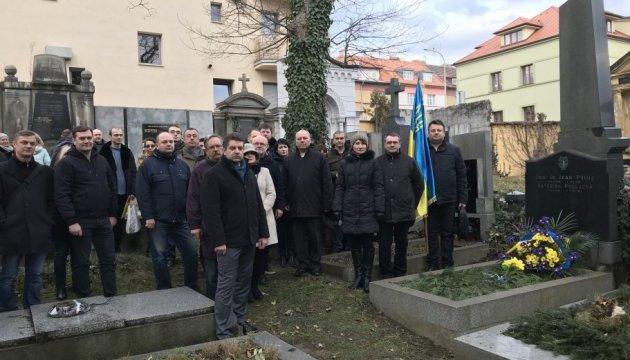 У Чехії вшанували пам'ять видатного українця Івана Пулюя