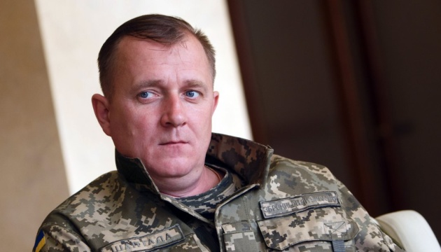 Порошенко поздравил Героя Украины полковника Шапталу с днем рождения