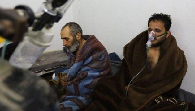 Сирійський вертоліт скинув бомбу з хлором у провінції Ідліб - ЗМІ