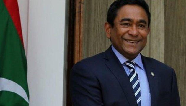 На Мальдівах заарештували голову Верховного суду