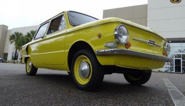 У США виставили на продаж авто українського виробництва