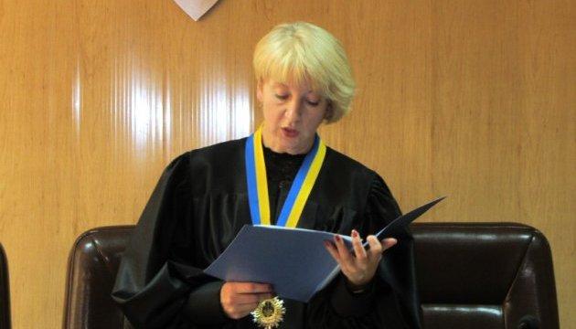 ВСП рекомендует Президенту бессрочно назначить судью Гольник