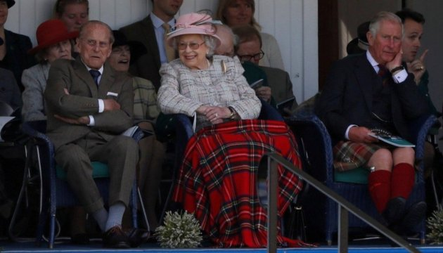 Елизавета II празднует 66-ю годовщину восхождения на трон