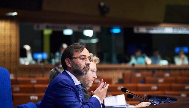 Комітет ПАРЄ врахував усі поправки України у проекті