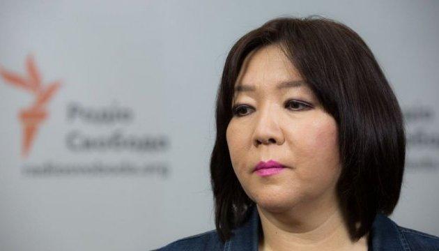 Казахская журналистка судится за получение статуса беженки в Украине