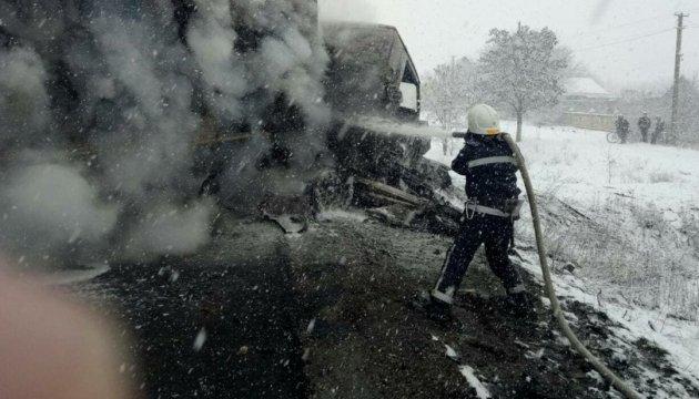 Ex-Vorsitzender des Gebietsrates von Mykolaiw stirbt bei schwerem Verkehrsunfall