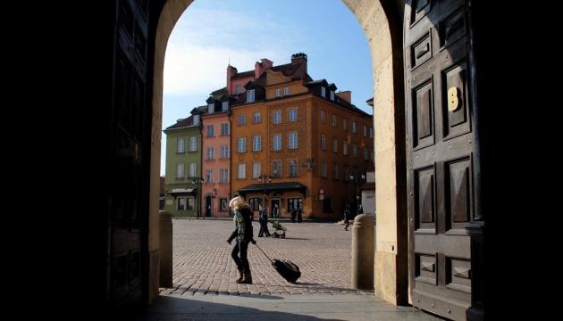 У готелях Польщі торік зупинялися понад 200 тисяч українців